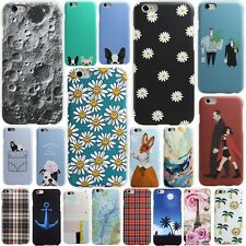 NEW Fashion hard back Case Cover For iPhone 5S SE CASE For Iphone 6 6S plus CA