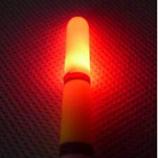 2/4pcs Night Red Flashing LED Light Fishing Lure Floats Bobbers Indicator Hot