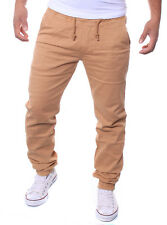 CHINO-JOGGERS Loose Fit CHINO TROUSERS JOGG-JEANS Trousers STYLE J36