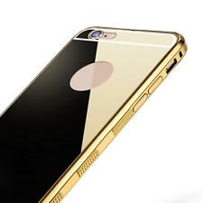 Luxury Aluminum Ultra-thin Mirror Metal Case Cover Skin for iPhone 6S/6S Plus
