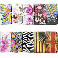 New Wallet Flip Magnet Phone Leather Cover Case For Sony Xperia Z1 Z2 Z1 Mini E1
