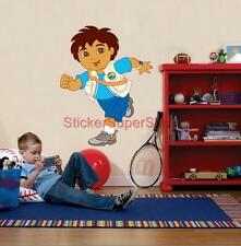 DIEGO *CHOOSE YOUR SIZE* Decal Removable Wall Sticker Decor Dora The Explorer