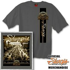 2011 STURGIS RALLY 2011 DOUBLE SIDED BIKER SHIRT