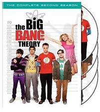 The Big Bang Theory - The Complete Second Season (DVD, 2009, 4-Disc Set)185