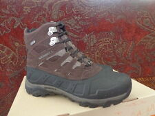 Merrell Men's Moab Polar Waterproof Boots - Hiking - Brown - Size 8 and 11