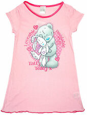 Girls Official Tatty Teddy Bear Me to You Loveable Nightdress Nightie 2-8 Years