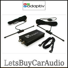 ADAPTIV ADV-DVBT1 UNIVERSAL FREEVIEW TV TUNER, FITS ANY UNIT WITH RCA INPUT