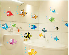 New Finding Nemo Fish Children's Room Wall Stickers Accent Decals Removable
