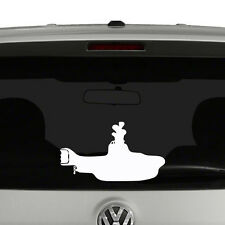 The Beatles Yellow Submarine Vinyl Decal Sticker Car Window