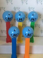 PEZ - Funky Faces - Goofy Face -  5.9 Slovenia - Choose stem color