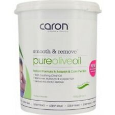 CARON Pure Olive Oil Strip Wax 800G