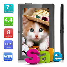 "7"" Inch Allwinner A33 Quad Core Camera WIFI Google Android 4.4.2 Tablet PC LOT"