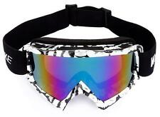 Sports Skiing Snowboard Dustproof Ski Eyes Glasses Sunglasses Motorcycle Goggles