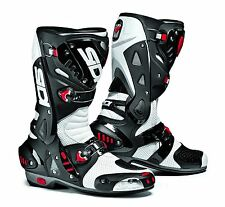 Sidi Vortice Air Boots - White / Black