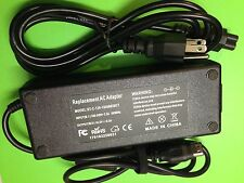 18.5V 6.5A 120W oval tip AC Adapter laptop charger cord for HP Pavillion ZD8000