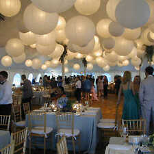 """New 10pcs 8"""" Chinese Paper Lantern Assorted Wedding Party Home Decoration"""