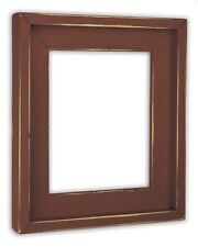 Farmhouse Rust Picture Frame - Solid Wood