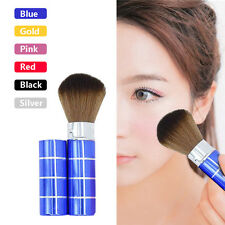 1Pc Retractable Soft Face Cheek Powder Foundation Blush Brush Makeup Cosmetic