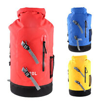 20L Outdoor Waterproof Dry Bag Floating Boating Kayaking Camping Canoe backpack