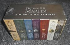 Brand New Game of Thrones - Full set of 7 Books - Sealed in factory packaging