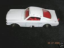 Vintage 1966 Matchbox Car Ford Mustang Fastback #8-5RW