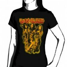 OFFICIAL Black Veil Brides - Pulling faces women's T-shirt NEW LICENSED Band Mer