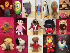 Soft Toy TV & Film Characters Cartoon & Movies