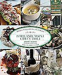 Portland Maine Chef's Table Margaret Hathaway Hardcover Book Cookbook