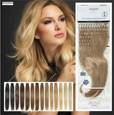 Hair Extension Pack of 50 Pre Bonded Fill In Hair Extension 40cm Long by BALMAIN