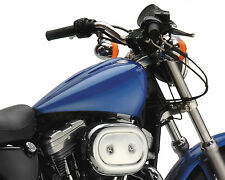 COLE FOSTER BOBBER STYLE RIBBED GAS TANK FOR '82 - '03 HARLEY SPORTSTER MODELS