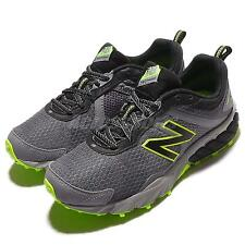 New Balance MT610RG5 4E Extra Wide Grey Green Black Mens Trail Running Shoes