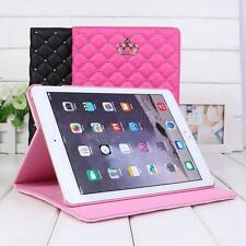 Bluetooth Keyboard with PU Stand Case cover Screen Protector for iPad air 2