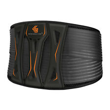 Shock Doctor 838 Ultra Back Support Brace Lumbar Wrap With Compression Straps