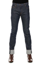 MARTIN MARGIELA MM14 Men Denim Blue Jeans Made in Italy New
