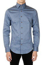 VIVIENNE WESTWOOD Man Stretch Cotton Shirt  New with Tags and Original