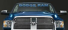 Windshield Laminated Decal Dodge Ram Window Banner Decal Sticker REFLECTIVE