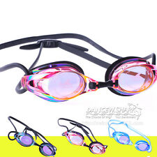 YINGFA professional racing swim swimming goggles Adult anti fog mirrored Y185AFV