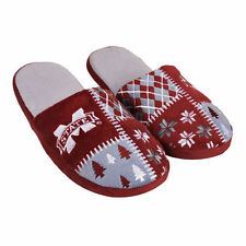 Mississippi State Bulldogs Ugly Sweater Slippers