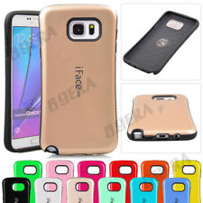 New iFace Mall Glossy Shock Proof TPU Hard Tough Case Cover For Samsung Series