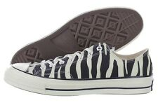 Converse Chuck Taylor All Star 70 OX 144683C Zebra Print Canvas Shoes Medium Men