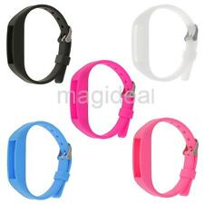 Replacement Silicone Sport Adjustable Wristband Bracelet Strap For Fitbit Alta