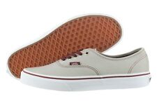 Vans Authentic VN-0U1WAMD Grey Canvas Fashion Sneakers Medium (B, M) Womens