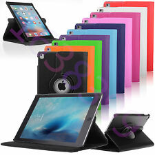 Litchi 360 Rotating Smart PU Leather Stand Case Cover For Apple iPad Pro 9.7''