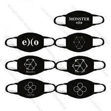 KPOP EXO Monster Mouth Mask Lucky One Chanyeol Antidust Face Respirator Sehun