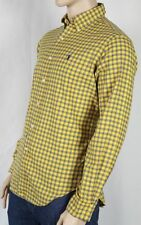 Ralph Lauren Yellow Blue Red Classic Dress Shirt NWT