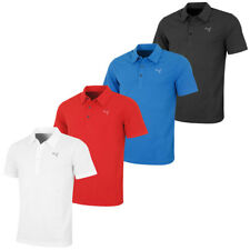 50% OFF RRP Puma Golf Mens Essential Polo Shirt 568241 DryCELL Tech Short Sleeve
