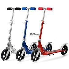 Folding Kick Scooter Kids/Adult 2 Wheels Outdoor Ride Push Exercise Scooter BT7E