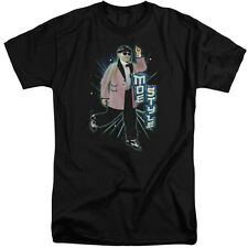 Three Stooges Moe Style Mens Big and Tall Shirt