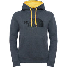 North Face Drew Peak Mens Hoody - Dark Grey Heather All Sizes