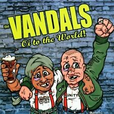 Oi to the World [VINYL] The Vandals Vinyl